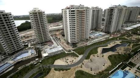Localizada na Zona Oeste do Rio, Vila dos Atletas abrigará mais de 17 mil competidores e equipes técnicas durante Olimpíada