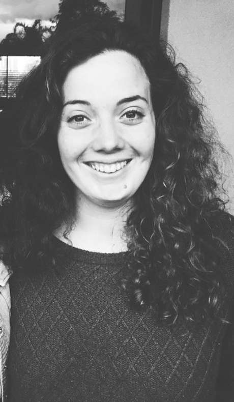 Kristi Kafcaloudis tinha acabado de se mudar para a Noruega