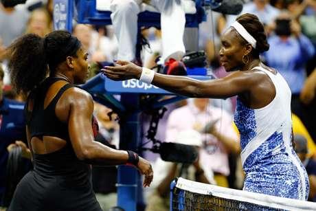 Serena derrotou a irmã Venus por 2 sets a 1, com parciais de 6/2, 1/6 e 6/3