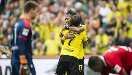 Borussia Dortmund x Hannover