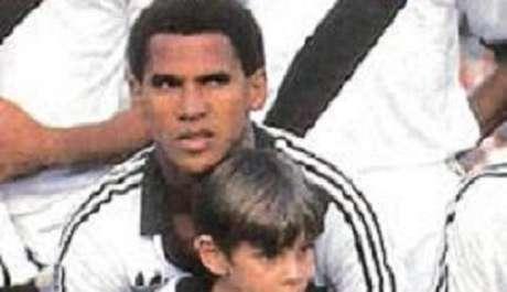 Vivinho ganhou destaque no Vasco no fim da década de 80