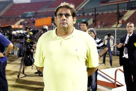 Guto Ferreira foi demitido na Ponte Preta na 16ª rodada