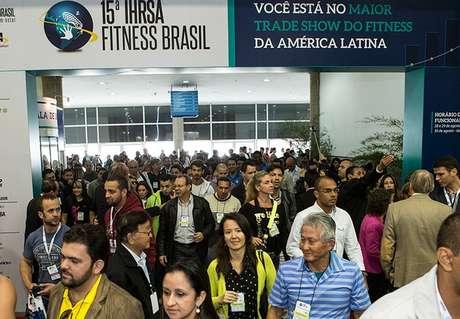 Fitness Brasil 2015 espera movimentar R$ 100 milhões em negócios