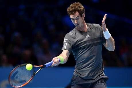 Andy Murray promete fazer doação por cada ace que fizer até o fim do ano
