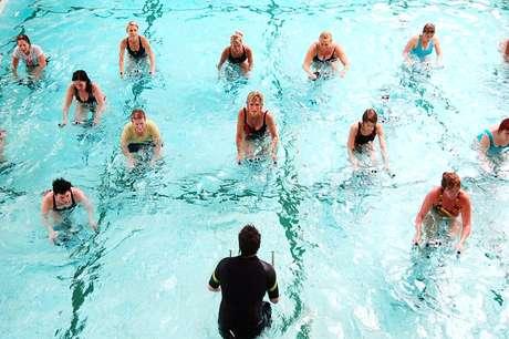 Mar & Ação conta com atividades para todo o corpo