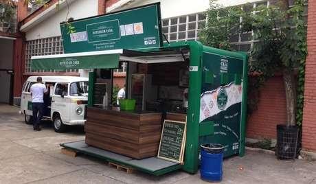 Hoje a empresa conta até com food trucks, e planeja migrar para o modelo de franquia em breve