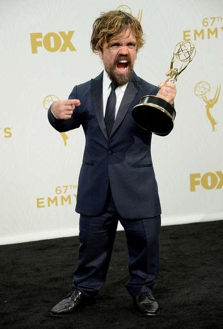 Peter Dinklage venceu na categoria melhor ator coadjuvante