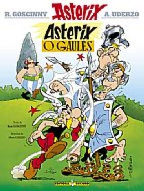 Asterix, o Gaulês - Albert Uderzo e René Goscinny