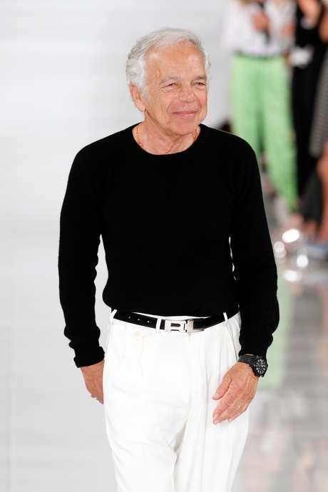 O estilista está à frente da marca desde sua fundação, há 48 anos