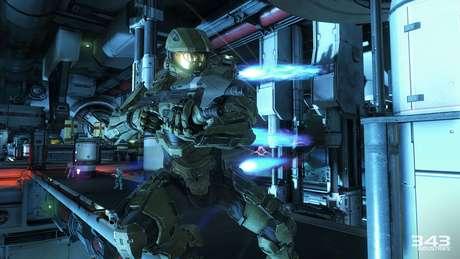 No quinto jogo, Chief vai em busca de respostas junto com seu Blue Team