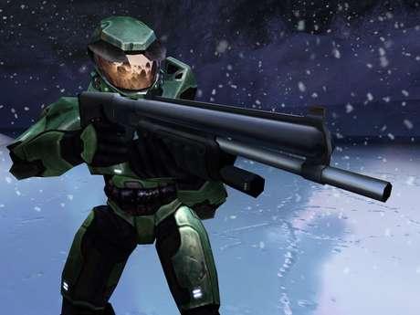 Master Chief no segundo game, também do Xbox (Divulgação/Microsoft)