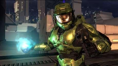 No segundo jogo, Master Chief ganhou um aliado alienígena