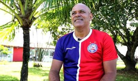 CHARLES FABIAN - técnico do Bahia