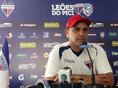 Marcelo Chamusca está em sua segunda Série C com o Fortaleza