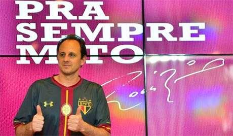 Rogério Ceni fará sua despedida na noite desta sexta-feira (11) no Morumbi