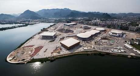 Parque Olímpico da Rio-2016 atinge 92% de conclusão