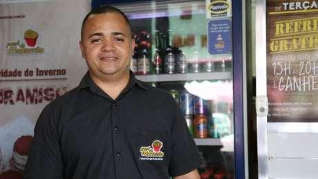 Thiago Rodrigues usou o dinheiro de uma demissão para empreender; hoje, tem dois restaurantes