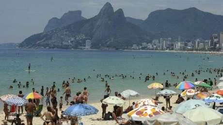 Rio de Janeiro tem registrado recordes de temperaturas verão após verão