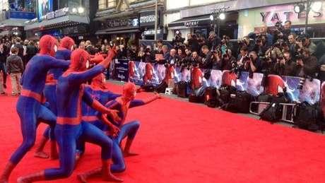 Super-heróis são sempre um sucesso de vendas