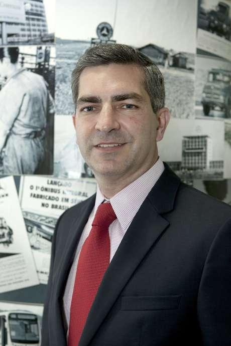 Angel Martinez, diretor Comercial do Banco Mercedes-Benz