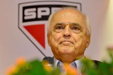 Carlos Augusto de Barros e Silva, o Leco, é o novo presidente do São Paulo