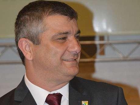 Marco Antônio Martins é o presidente da Associação Nacional de Árbitros de Futebol