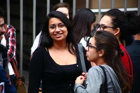 Estudantes discorreram sobre questões feministas na última prova do Enem