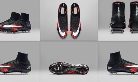 8d4ee66c9871f Nike vai contar história de CR7 em sete capítulos representados em ...