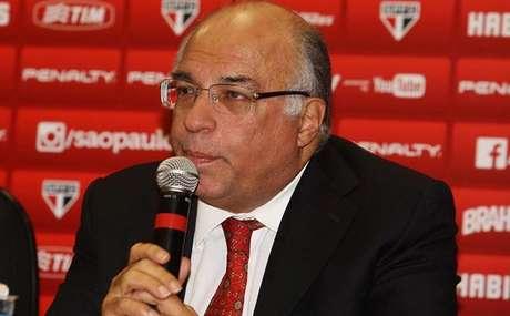 Ataíde Gil Guerreiro teria gravação em que o ex-presidente do São Paulo admite supostas irregularidades no cargo