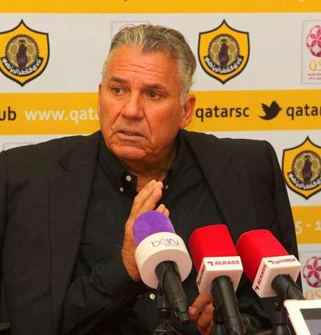 Sebastião Lazaroni acerta retorno ao futebol do Catar