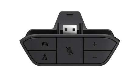 O adaptador é útil para quem já tem um headset e não pretende comprar outro
