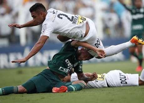 Santos supera o Palmeiras nos pênaltis e é campeão