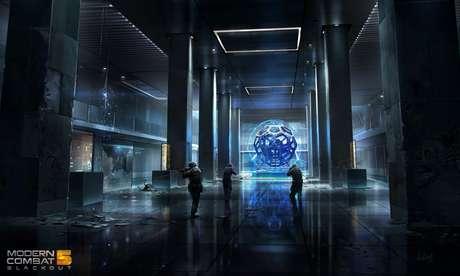 Modern Combat segue a linha de jogos das séries Call of Duty e Battlefield