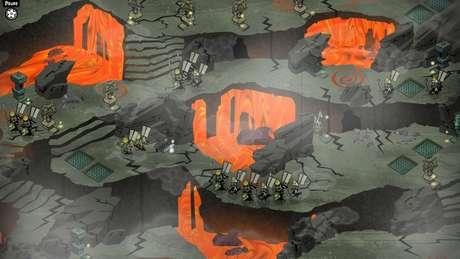 O game coloca você no comando de um exército de samurais mortos-vivos