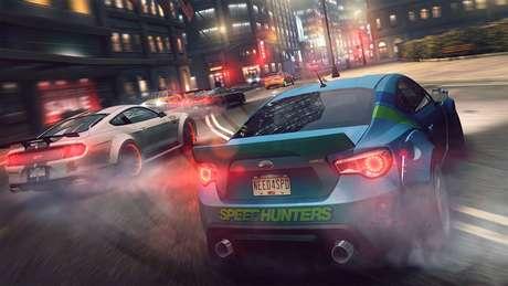 Além do novo game para consoles, a série Need for Speed ganhou No Limits, exclusivo dos smartphones, em 2015