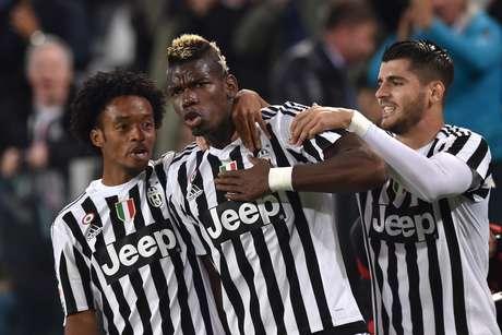 Pogba pode estar voltando à Juventus