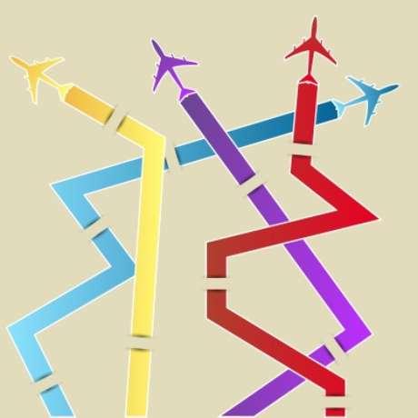 No caso de companhias aéreas, sempre que possível, agrupe seus pontos em uma única companhia para aumentar as chances de uso de milhas
