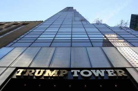 Trump Tower é atração turística e um dos prédios mais luxuosos de Manhattan