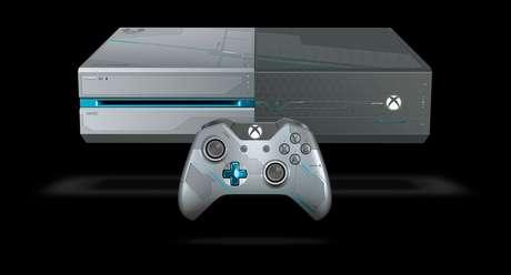 Pacote especial preparado pela Microsoft traz um Xbox temático com HD de 1 TB