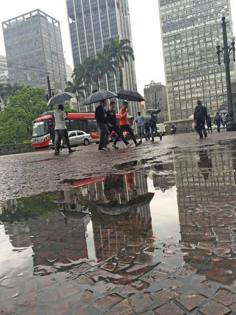 Passados 9 dias de novembro, o acumulado de chuvas na cidade de SP já soma quase o total esperado para os 30 dias do mês