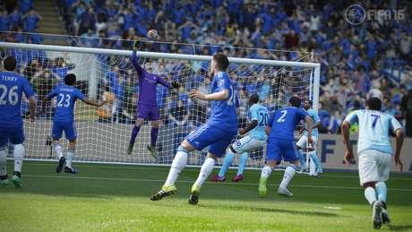 Finalizar é uma arte em FIFA 16