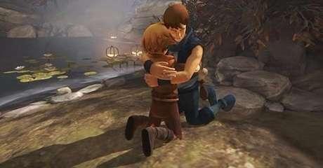 Ao longo do game, um dos irmãos é gravemente ferido, morrendo pouco tempo depois