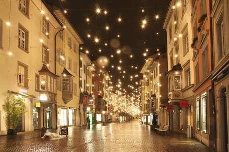 Os enfeites de Natal se distanciam cada vez mais de motivos religiosos