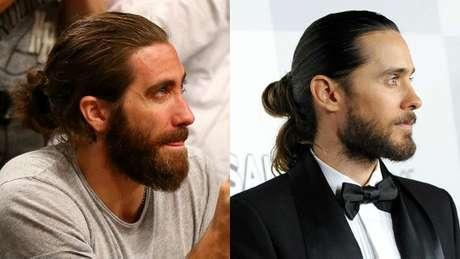 produto para crescer barba antes e depois