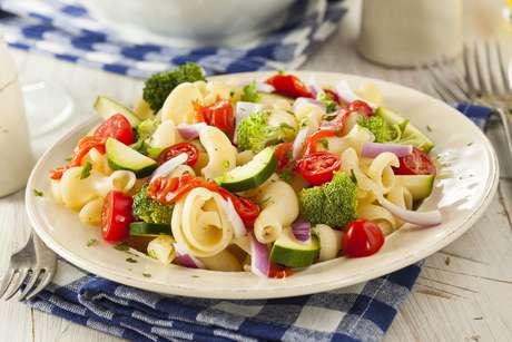As receitas valem como uma refeição completa e saudável.
