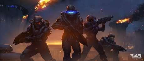 Halo 5: Guardians chegou ao Xbox One no fim de outubro