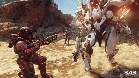 Os jogadores passaram mais de seis bilhões de horas jogando os modos multiplayer dos games da série Halo