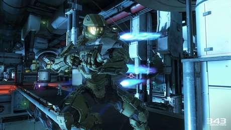 Além de Master Chief, Halo 5 tem um segundo protagonista