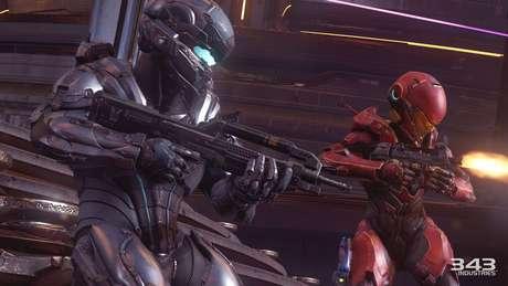Halo 5 é o primeiro da série a rodar a 60 frames por segundo