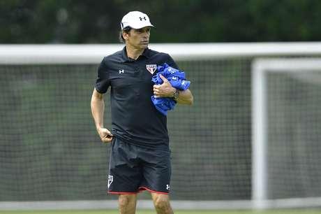 Milton Cruz será o técnico do São Paulo nas últimas quatro rodadas do Campeonato Brasileiro